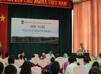 Hội nghị Vụ sản xuất mía đường thảo luận tìm ra các giải pháp và chuẩn bị các điều kiện tốt nhất triển khai vụ sản xuất mía đường niên vụ 2016-2017